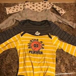 Other - Infant 3/6 month onesies